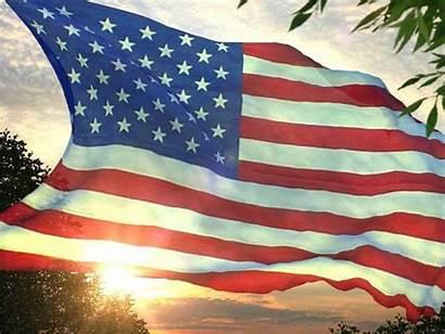 Desktop 3d Flag Wallpapers Patriotic Backgrounds Animated