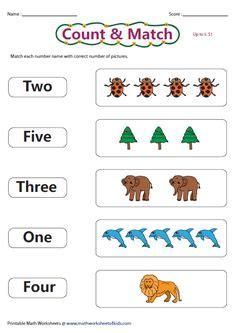 number names worksheets images worksheets
