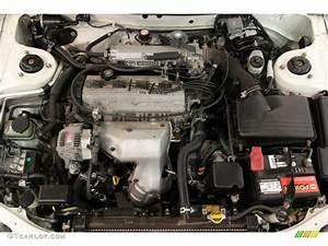 1998 Toyota Celica Gt Convertible 2 2 Liter Dohc 16