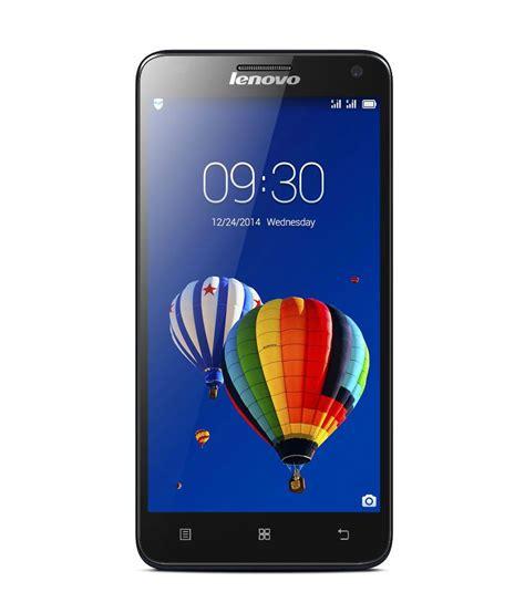 lenevo mobile lenovo 8gb 1 gb black mobile phones at low