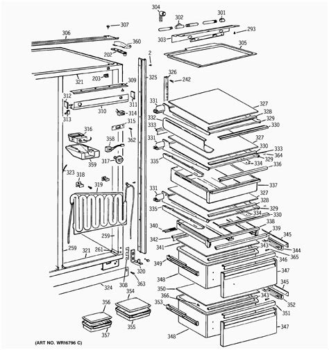 ge ice maker parts diagram  wiring diagram