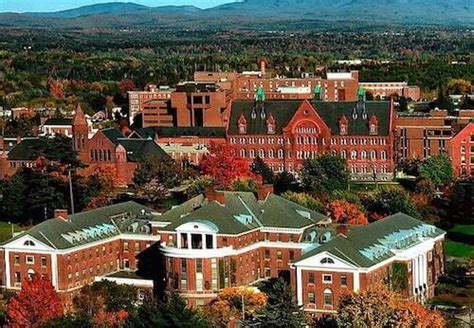 university  vermont  colleges