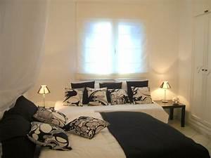stunning tapis noir et blanc chambre ideas lalawgroupus With tapis oriental avec 2 canapés