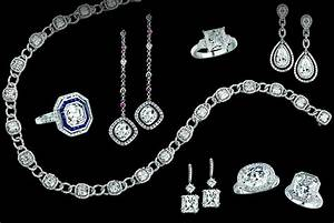 Image Gallery platinum jewelry
