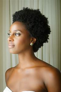 Styling Your TWA or Short Hair For Your Wedding Day NaturalHairBride