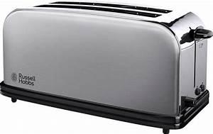 4 Schlitz Toaster : russell hobbs oxford 2 schlitz langschlitz toaster 23610 ~ Michelbontemps.com Haus und Dekorationen