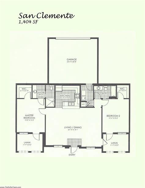 ole lely resort floorplans