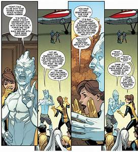 Iceman And Kitty Pryde's Mad Dubbing Skills   Comicnewbies