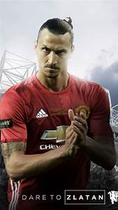 Zlatan Ibrahimovic Manchester United 2016/2017 Mobile ...
