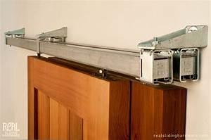 real sliding hardware box rail bypass barn door hardware With box rail bypass barn door hardware