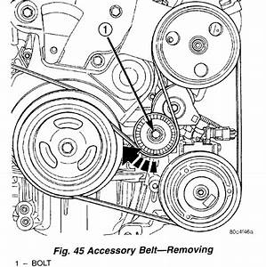 I U0026 39 M Tyring To Put Serpentine Belt On 2001 W  Air Local Auto Supply Only Has 1 Length  I U0026 39 Ve Maxx