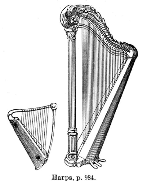 what is a l harp pedal harp wikipedia