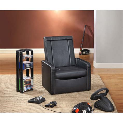 Gaming Chair Ottoman Walmart by Rocker Storage Gaming Ottoman Colors
