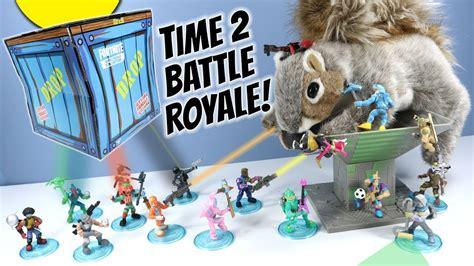 fortnite toys battle royale collection mini action figures