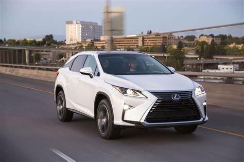 lexus rx 350 2017 2017 lexus rx 350 review autoguide com news