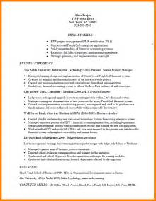 professional resume descriptions 10 resume responsibilities exles inventory count sheet