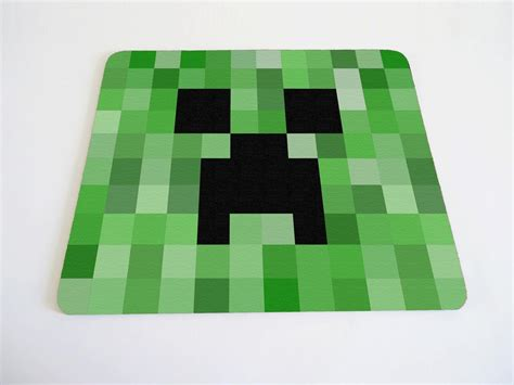 minecraft inspired mouse pad gadgetsin