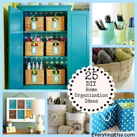 diy ideas  organize  desk