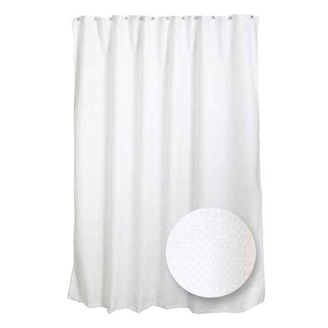zenna home 70 in w x 72 in h luxury fabric shower