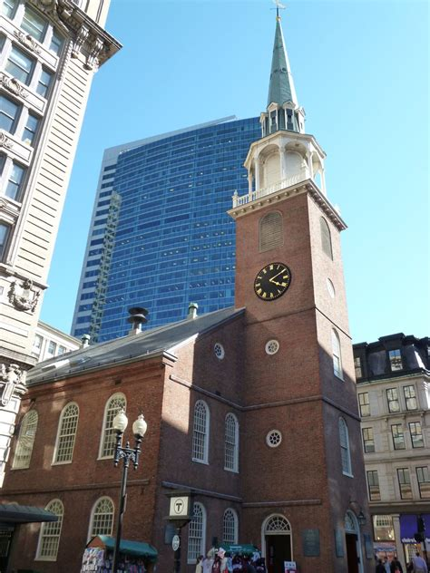 south meeting house boston national historical park