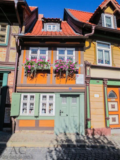 Kleinstes Haus Wernigerode Aktivdurchdaslebende