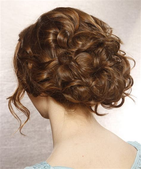 Updo Formal Hairstyles by Prom Hairstyles Curly Updos