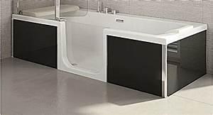 Badewannen Mit Tür : sfa saniduo 4 badewanne 160cm mit t r bei g nstiges bad ~ Orissabook.com Haus und Dekorationen
