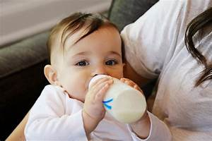 6 Tips to Get Baby to Drink From a Bottle   POPSUGAR Family