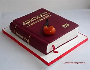 Lawyer's Book - CakeCentral com