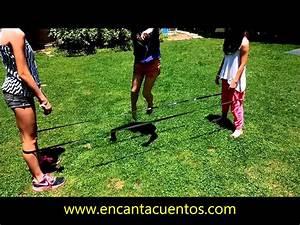 Jugando al Elástico con EnCantaCuentos - YouTube