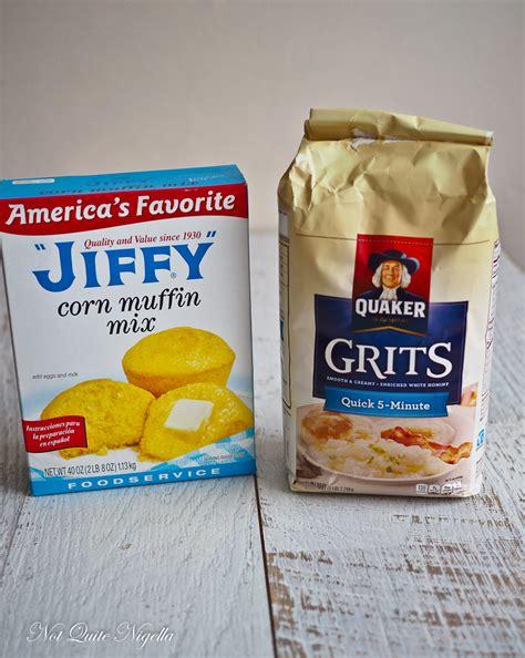 1 box jiffy sweet cornbread mix. Corn Grits For Cornbread Recipe : Polenta Cornbread A Happy Mistake Muffin Top - besbaev