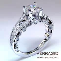 the wedding ring verragio engagement rings engagement rings by verragio