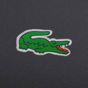 Lacoste Logo Embroidery Designs
