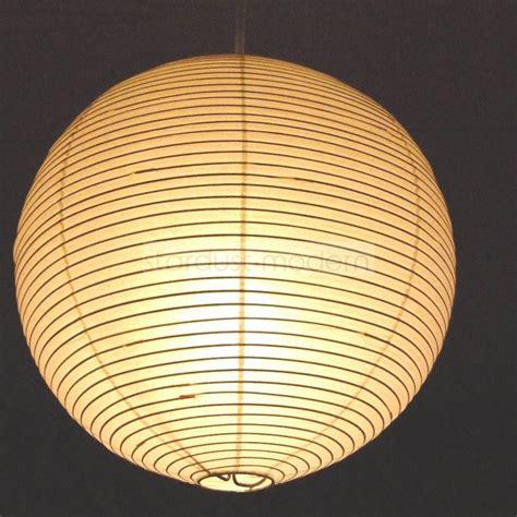 paper pendant light akari modern japanese paper pendant l japan