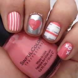 Pin nail art designs for valentine s day on