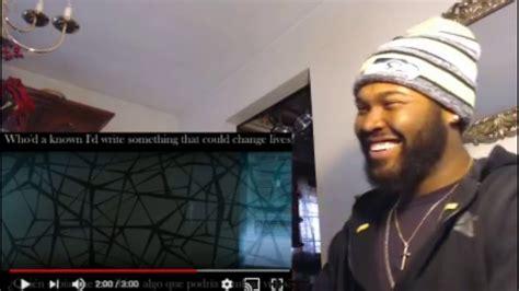 nf green lights lyrics nf green lights reaction youtube