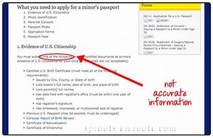 renewing us passport for a minor sprouts en route With documents needed for passport for child