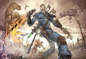Fallout 3 Virtue To Vice By PatrickBrown On DeviantArt