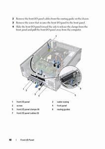 Dell Inspiron 660 Motherboard Diagram