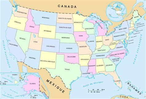 wwwmappinet maps  countries  united states