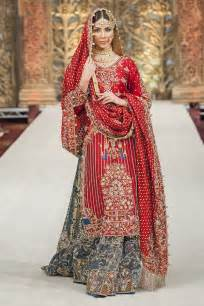 wedding shoes designer fancy bridal lehenga dresses 2016 2017 10