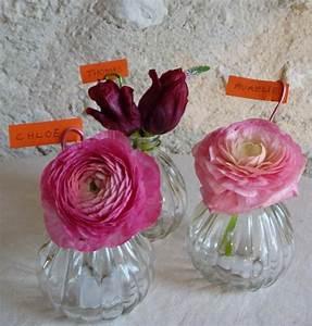 Vase En Verre Pas Cher : vase soliflore en verre pas cher 2 tartifumed co vase en verre parsemer sur les tables de ~ Teatrodelosmanantiales.com Idées de Décoration