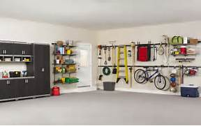 Rubbermaid FastTrack Garage Organization System Rubbermaid Ultimate Garage Storage A Garage Gets A Massive Functional Upgrade Garage Organizing Tips That Really Work Your Stuff Home Decor Garage Clean Up 05 How To Clean Your Garage