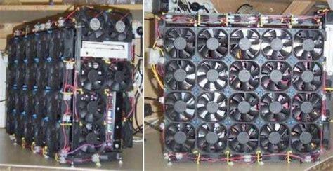 biggest pc case fan 66 fan casemod keeps things cool technabob