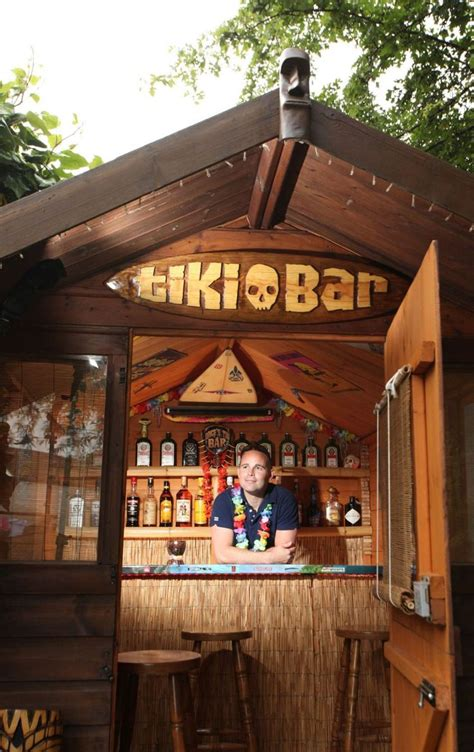 Tiki Bar by How To Build A Tiki Bar Easy Woodworking Projects Plans