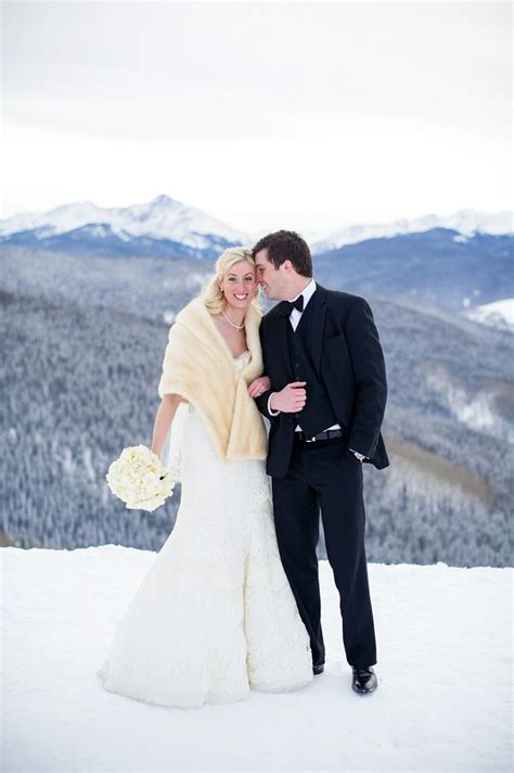 cold wedding 17 best images about vail weddings on pinterest resorts four seasons and vail colorado