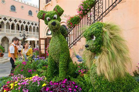 epcot garden festival epcot flower garden festival today s orlando