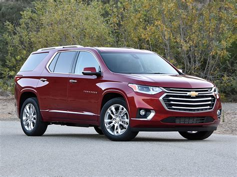 2019 Chevrolet Traverse Review, Price, Design, Release