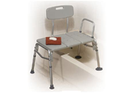 bathtub transfer bench canada bath and shower safety support products from healthcare
