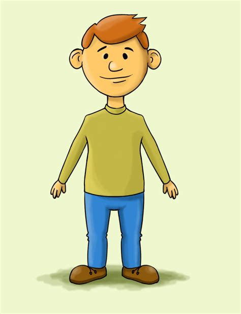 draw  cartoon man  steps  pictures wikihow